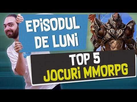 TOP 5 jocuri MMORPG gratuite