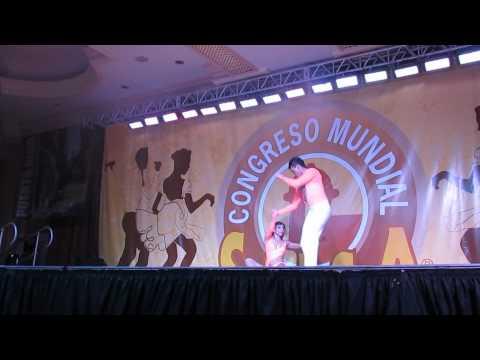 David y Paulina – Puerto RIco Salsa Congress 2012 semifinales – HD