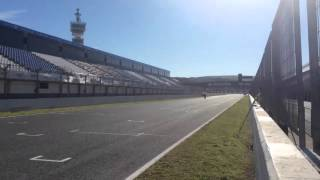 LIVE FROM JEREZ TEST - Different sounds of testing