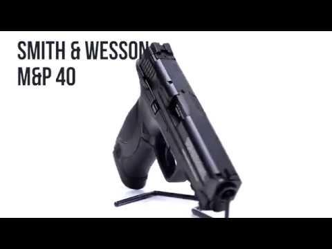 Video: Smith & Wesson M&P 40 | Pyramyd Air