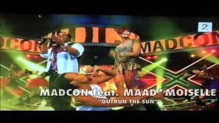 Madcon ft.Maad Moiselle outrun the sun