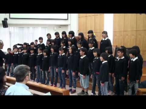 121202台灣原聲童聲合唱團 耶和華祝福滿滿 - YouTube