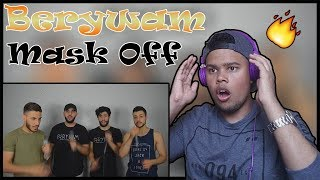 Berywam - Mask Off || REACTION || (Beatboxing Cover)