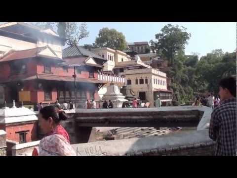 2011 May 21 – Cremation Ghats, Pashupatinath Temple, Kathmandu, Nepal