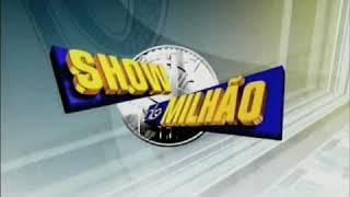 [Chamada 1] Show do Milhão - Reestreia   SBT (2009)