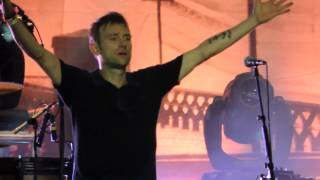 """""""The Universal"""" (Live at Hyde Park) - blur"""