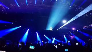 Video Timeshift festival 2017 Bucharest David guetta 22nd july camera (part 5)