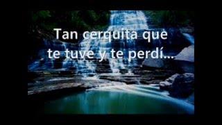 Aleks Syntek ft  Cristian Castro-Tan cerquita (letra)
