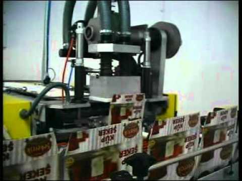 Melimex küp şeker makine