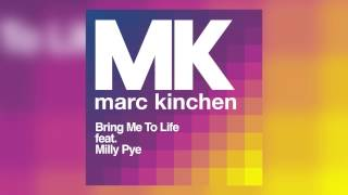 MK feat. Milly Pye - Bring Me To Life (Cover Art)