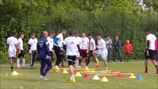 02.06.2015 Goslarer SC, Probetraining mit 14 Spielern