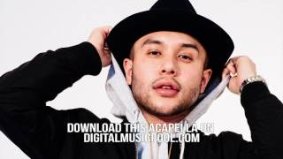 Jax Jones Ft. RAYE - You Don't Know Me (Acapella)