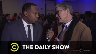 Behind the Scenes at the New Hampshire Primary: The Daily Show