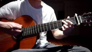 Acoustic Guitar Cover: Fade Into Me - David Cook