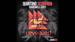 Hardwell & Quintino vs Afrojack - Scorpion In Hollywood