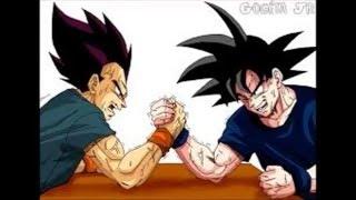 dublando duelo de titãs goku vs vegeta 7 minutoz essa é pra vocês