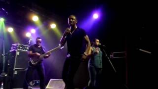 "Christopher Martin  ""Let Her Go""  Live in Berlin  ""YAAM"" 29.06.2016"