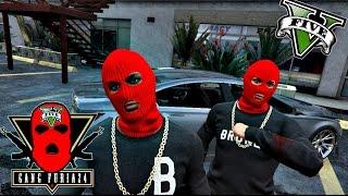 GTA V - Napad na bank (Gang Albanii)