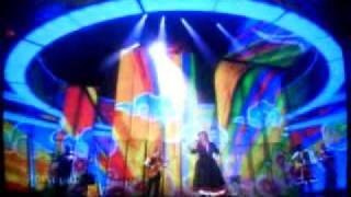 Eurovision 09 - Final - PORTUGAL - Flor de Lis - Todas as ruas do amor