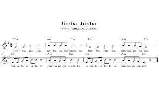 Jimba Jimba - playback