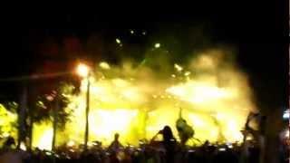 Calvin Harris - Feel So Close live in ultra music festival miami 2013