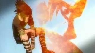 Naruto ost : Sasuke Destiny