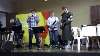 Banda JEIC - Epitáfio (cover Titãs)