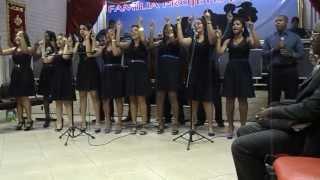 Festividade dos Jovens ADVA - Eu vou cantar (Raiz Coral)