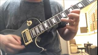 Guns N' Roses - You could be mine - Guitar Solo Cover