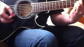 Justin Bieber - All Around The World - Guitar Cover