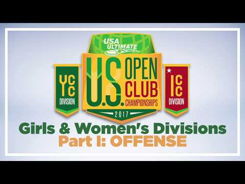 Video Thumbnail: 2017 U.S. Open Club Championships: Women's Offensive Highlights