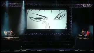 Kuroko no Basket - Seirin Vs Rakuzan (Seiyuu Live Voice Acting)