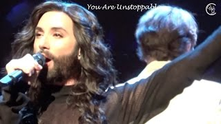 You Are Unstoppable - Conchita - Opernball Hannover - 25.02.2017