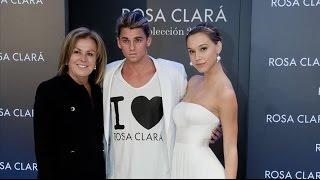 Alexis Ren & Jay Alvarrez - rosa Clara wedding shoot