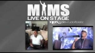 MAKIN' HISTORY ENTERTAINMENT presents: MIMS - Live on Stage @ Club Nox