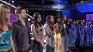 hillsong feat American Idol - Shout to the Lord