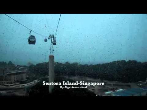 Hna Fi Hna  DZ fi Sentosa Island Singapore