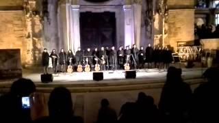 """Apresentação de Tunas em Coimbra, cantam """"Sozinho - Caetano Veloso"""""""