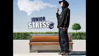 Junior Stress - Biały Miś