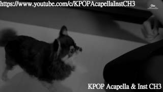 [Acapella] AMBER (엠버) - On My Own (Feat.Gen Neo) (Korean ver.)