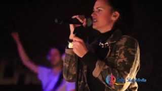 Kat Dahlia - Clocks (LIVE)