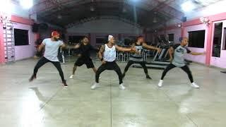 Rabetania - MC WM (versão Pesadão ) RABETANIA - O PESADÃO (Coreografia) Dance Video