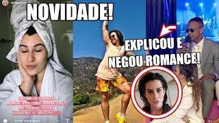 LEO SANTANA DESMENTE ROMANCE COM CLEO PIRES E EXPLICA CONFUSÃO e FALA EM RESPEITO A LORE!