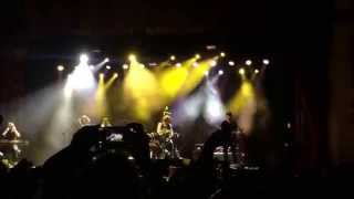 Kongos - I Want to Know. Live @ Aragon. 12-06-14