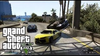 GTA 5: RACING WITH FRIENDS #2 FEAT. XPERTTHIEF, TYLER AND GRACE (GTA Online)