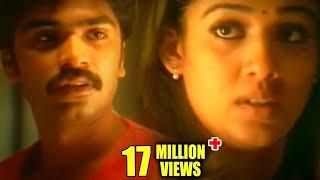 Vallabha Movie || Simbhu & Nayanatara Love Scene || Simbhu, Nayanatara width=