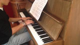 Tsunami - DVBBS & Borgeous (piano cover)
