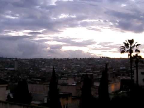 Fez, Morocco – call to prayer.AVI