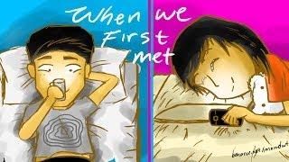 Animasi , Kisah Cinta kita. (Birthday Animation)