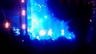 en la pantalla concierto david bibal almeria